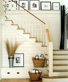 These stairs  pinned that for future home.   Jason Donnelly