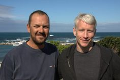 "Mike Rutzen, ""The Sharkman"" - Featured on 60 Minutes The Great White, Great White Shark, Shark Diving, Sharks, Shark Cage, Shark Conservation, Anderson Cooper, Wall Of Fame, My Friend"