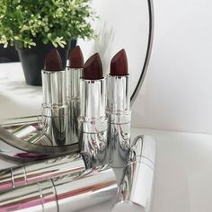 Who is into dark shade mood? Have an amazing day with Matte Lasting Lipstick No. Art Of Beauty, Dark Shades, Matte Lipstick, Fashion Beauty, Mood, Amazing