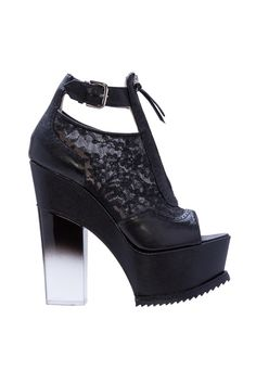 Erdem RTW Spring 2014 #heels #shoes