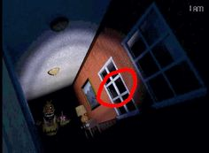 five nights at freddy's shadow bonnie jumpscare
