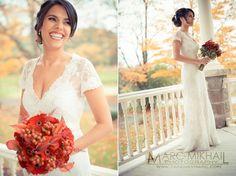 #takenbymarc #wedding #weddingphotos #bride #weddingday #autumnwedding #lovemyjob #weddingdress #bouquet   #maidofhonor #tietheknot #reddress #sexylegs #beauties #love #mywedding  #photography #red #fall