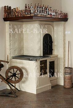 Wood Stove Cooking, Kitchen Stove, Rocket Stoves, Cottage Kitchens, Firewood, Coffee Shop, My House, Sweet Home, Interior Design