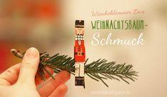aentschies Blog: Brigitte Weihnachts-Bloggerei - Weihnachtsbaumschmuck mal anders