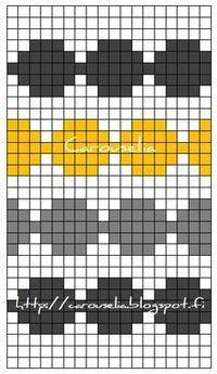 Diy Crafts - Diy Crafts - CAROUSELIA - kolmen karuselli: Puikoilla -villasukat // woolen socks in progress Tapestry Crochet Patterns, Fair Isle Knitting Patterns, Crochet Motifs, Knitting Charts, Crochet Chart, Knitting Socks, Knitting Stitches, Knit Patterns, Stitch Patterns