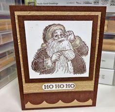 Stampin' Up!- 'Santa's List' -2013 Holiday Catalog | best stuff