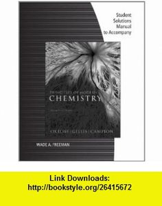 Student solutions manual for oxtobygillis principles of modern student solutions manual for oxtobygillis principles of modern chemistry 7th 9781111427245 fandeluxe Images