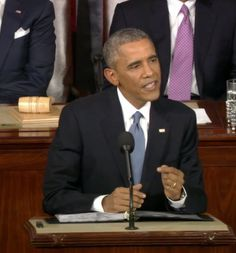 Obama Blasts Republicans During SOTU and Dares Them To Try Living On Minimum Wage