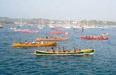 2 - 5 May 2014: World Pilot Gig Championships, Isles of Scilly