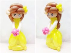 Doll balloon character #doll #balloon #sculpture #twist #character #art #doll #princess