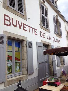 Le Pouldu à Clohars-Carnoët, Bretagne