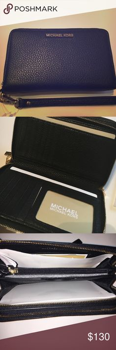 Michael kors wallet New with tags! Style Adele Michael Kors Bags Wallets