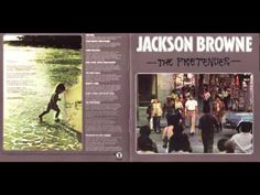 Jackson Browne -The Pretender [Full Album] 1976 Love this album. Yes. It was an album. Sang it to Tony xo