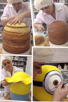 Minion cake                                                                                                                                                                                 Más