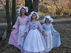 Old farm dresses