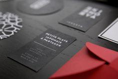 Kinoya - Brand identity by Véronique Lafortune, via Behance