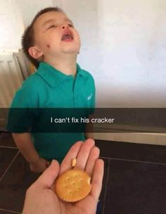 "22 Hysterical Snaps Of Kids Having Total Meltdowns Over Mundane Things - Funny memes that ""GET IT"" and want you to too. Get the latest funniest memes and keep up what is going on in the meme-o-sphere. Funny Babies, Funny Kids, Reasons Kids Cry, Crying For No Reason, Just Kids, Funny Memes, Hilarious, Jokes, Stupid Memes"