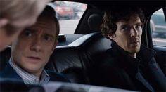 Sherlock 4th series trailer.