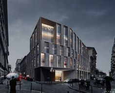 Reale Mutua offices - Torino on Behance