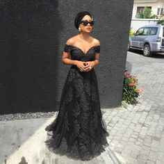 Cheap lace long gown, Buy Quality long gown directly from China evening dress Suppliers: Off the Shoulder Balck Evening Dresses Lace Long Gown Elegant Appliques Ladies Party Prom Dresses Spaecial Occasion Jade Bridesmaid Dresses, Prom Dresses 2017, Prom Party Dresses, Long Gown Elegant, Long Black Evening Dress, Indian Evening Gown, Evening Gowns, Dinner Gowns, Kelsey Rose