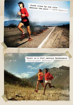 Scott Jurek, ultra marathoner vegan, Born to Run, Eat and Run