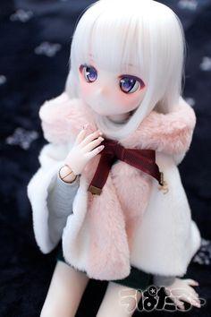 Kawaii Doll, Anime Figurines, Smart Doll, Anime Dolls, Doll Repaint, Custom Dolls, Ball Jointed Dolls, Mythical Creatures, Beautiful Dolls