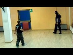 Knife and gun training Russian Martial Art Systema SV Italy
