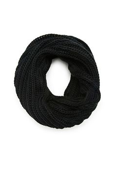 Purl Knit Infinity Scarf | Forever 21 - 1000179811