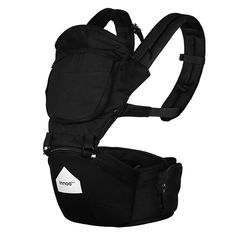 f0cc7a4c896 Innoo Tech Breathable 3D Mesh Fabric Design Ergonomic Baby Carrier - Black  -- Unbelievable outdoor