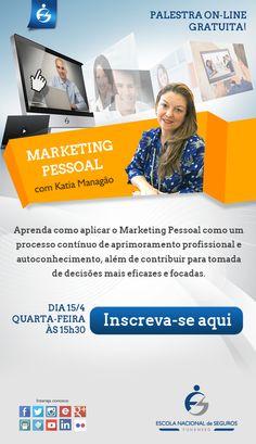 Palestra On-line Gratuita: Marketing Pessoal