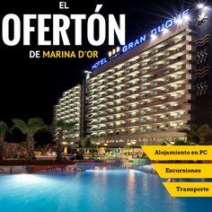 ¿No te ha tocado la #loteriadenavidad?  No te preocupes el Ofertón de Marina d'Or - Ciudad de Vacaciones es más barato que quedarse en casa Emoticono wink http://bit.ly/OFERTON