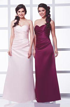 DAB11300 : D'Zage Bridesmaid Collection   Veromia