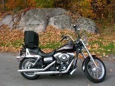 Enjoy riding my Harley Davidson 'Streetbob' enormously! Truly a freedom experience every time I saddle up :-)