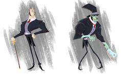 Jekyll and Hyde by Jtown67 on deviantART