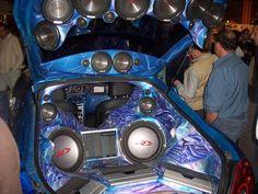 #SouthWestEngines Car Audio & Technology