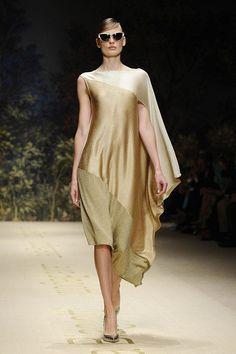Laura Biagiotti Semana de la moda Milán Primavera 2014 Revista Ellas