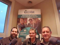 Les Services en affaires et en entrepreneuriat du Conseil de développement économique de la Nouvelle-Écosse (CDÉNÉ) sont fiers d'annoncer le lancement d'une nouvelle émission sur les ondes de CIFA. Cette émission nommée L'économie du Sud-Ouest, parlons-en !est une formule stimulante et dynamique pour vous informer sur le développement économique du Sud-Ouest.