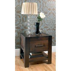 Bentley Designs Lyon Walnut Furniture. Shop online www.oakfurniturehouse.co.uk