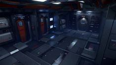 ArtStation - Star Citizen - Starfarer , colin baynard