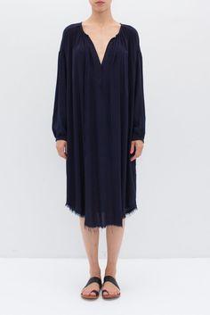SHIRRED DRESS From ShopHeist.com!