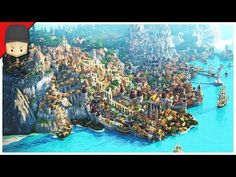 79 Minecraft EPIC MEDIEVAL CITY! Map Download YouTube Minecraft medieval Minecraft Minecraft epic builds