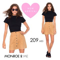 Check out suede button front skirt from @motelrocks #newin #lace #suede #festival #boho #seventies #70s #fashion #instalike #instadaily #summer #picoftheday #like #love #photooftheday #style #musthave  #ootd #monroeandme #dubai #dubaifashion #mydubai #motelrocks
