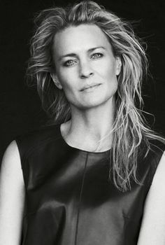 Black & White Photography Inspiration : Robin Wright
