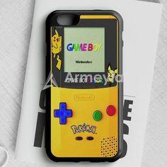 Yellow Gameboy Pokemon iPhone 6/6S Case   armeyla.com