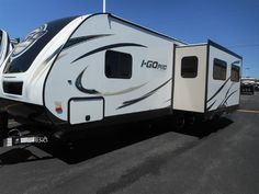 New 2017 EverGreen RV i-Go G267RLS Travel Trailer at Tom Schaeffer's RV Superstore | Shoemakersville, PA | #11329