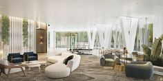 one-park-grove-interiors-meyer-davis-rem-koolhaas-OMA-miami-designboom-02