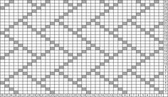 Tricksy Knitter Charts: basket weave by cat5147