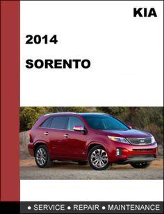 cd service manual kia carens ii pinterest rh pinterest com 2014 kia sportage repair manual kia sportage 2014 owners manual pdf
