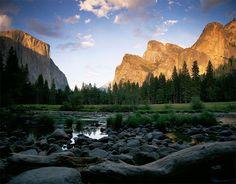 Yosemite National Park: