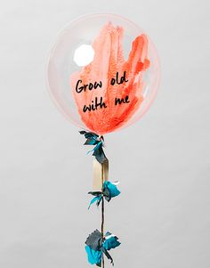Bur20-coral-ztxt Love Balloon, Balloon Ideas, Grow Old With Me, Large Balloons, Ideas Para Fiestas, Party In A Box, Vinyl Lettering, Creative Inspiration, Magenta